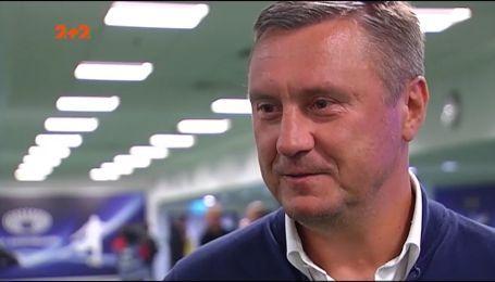 Хацкевич объяснил, почему решил поменять позицию Вербича