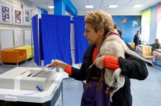 У Росії кандидат від пропутінської партії з тріском програв вибори губернатора Хабаровського краю