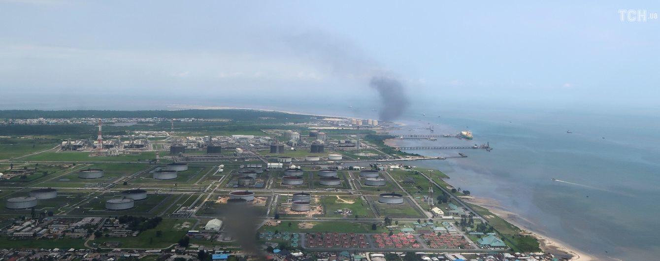 На борту судна, которое захватили пираты у побережья Нигерии, находился моряк-украинец - СМИ