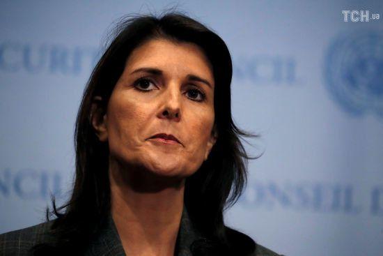 Гейлі відхрестилася від просування США відставки Асада і порадила Раухані дивитися в зеркало