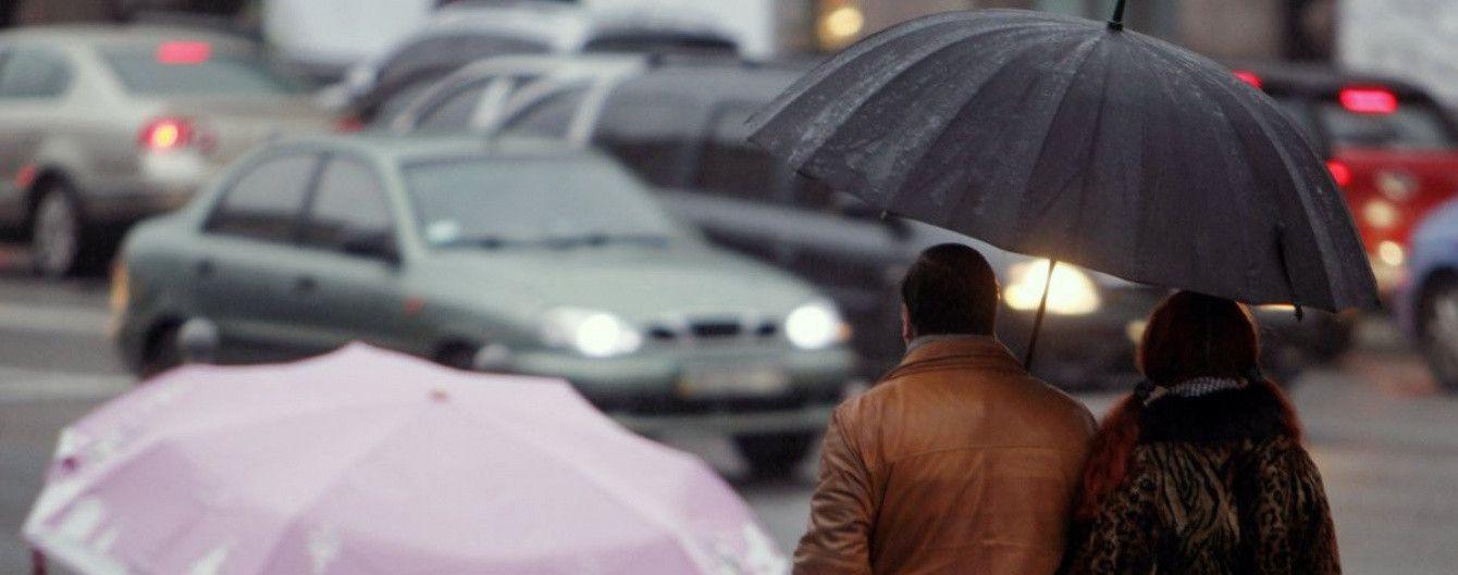 Новая неделя началась похолоданием, дождями и сильным ветром. Прогноз погоды на 24 сентября