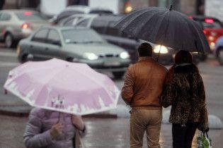 Україну накриють дощі та мокрий сніг. Прогноз погоди на 9 грудня