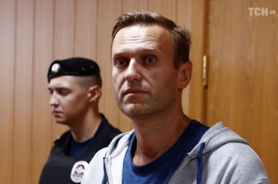 У поліції Москви назвали причину чергового затримання Навального