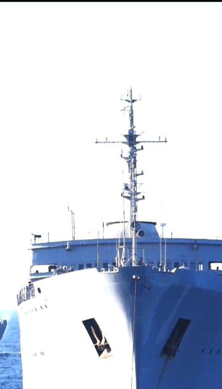 У ВМС України розповіли про провокації росіян на Азовському морі