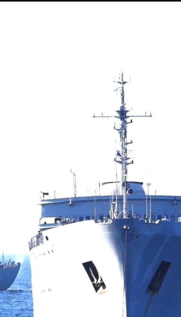 В ВМС Украины рассказали о провокациях россиян на Азовском море