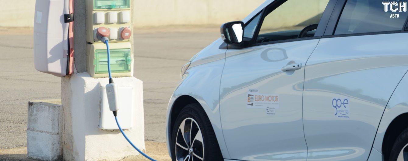 Нідерланди б'ють рекорд за кількістю зарядних станцій для електромобілів