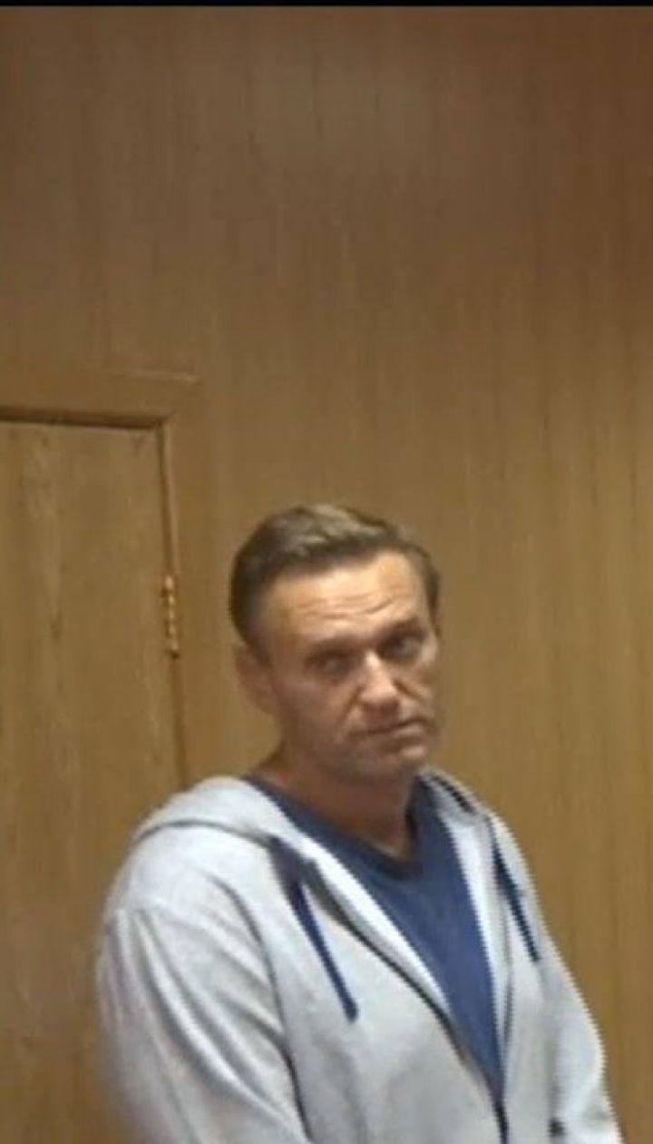 Навального затримали одразу ж після виходу з-під арешту