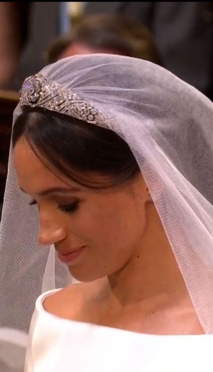 Меган Маркл рассказала, что именно было скрыто в ее свадебном платье