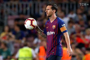 """Месси установил рекорд Примеры, а """"Барселона"""" впервые в сезоне потеряла очки"""