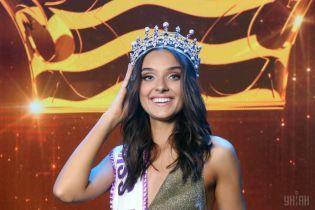 """Дискваліфікована """"Міс Україна"""" Дідусенко вперше прокоментувала інцидент"""