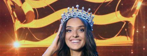 """Официально: 23-летняя """"Мисс Украина-2018"""" Вероника Дидусенко была дисквалифицирована из конкурса"""