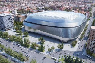 """""""Реал"""" перестроит свой стадион за 525 миллионов евро"""