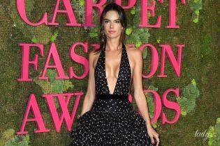 Перший вихід у світ: Алессандра Амбросіо з новим бойфрендом на модній церемонії