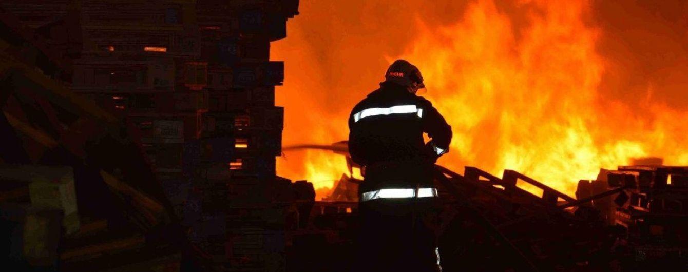 На Харьковщине во время пожара погибли 17-летняя мать и ее маленький сын