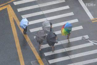 В Украине ожидаются дожди и переменная облачность. Погода на 3 октября