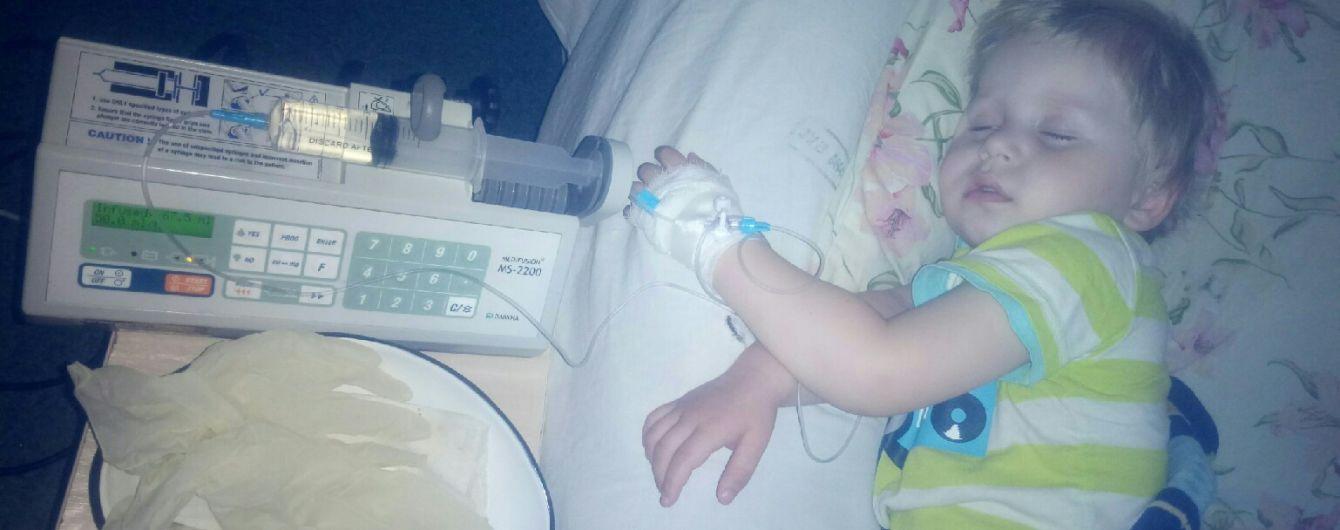 """""""Мамо, я помру?"""": 3-річному Романчику не можуть встановити точний діагноз, щоб вилікувати"""