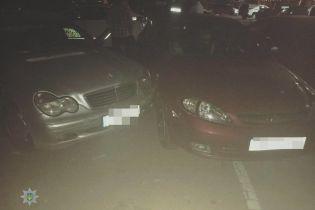Во Львове пьяный водитель с фальшивыми правами устроил ДТП