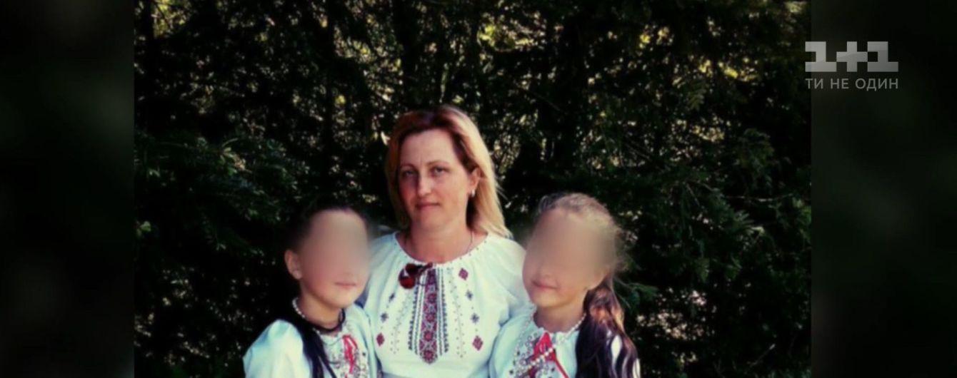На Прикарпатье в результате взрыва газового баллона в больнице оказалась мама и ее две дочки-близняшки