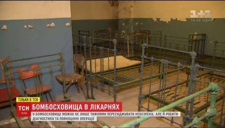 Медики на линии разграничения начали переоборудовать подвалы в бомбоубежища