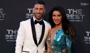 Модні і футбольні. У чому прийшли світові зірки на церемонію вручення ФІФА