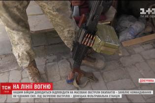 Боевики на Донбассе начали применять новейшие винтовки