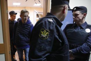 Российского оппозиционера Навального в день освобождения арестовали на 20 суток