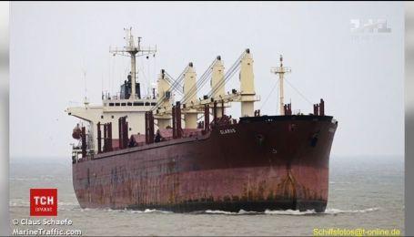У берегов Нигерии пираты напали на экипаж корабля, на котором были и украинцы