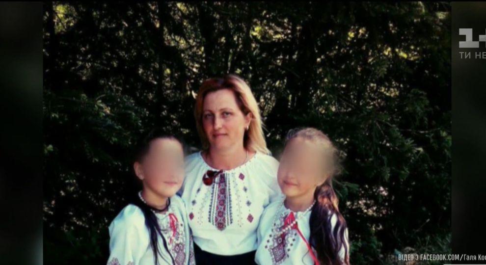 За життя мами і двох її 10-річних доньок-близнючок борються прикарпатські медики (фото+відео)