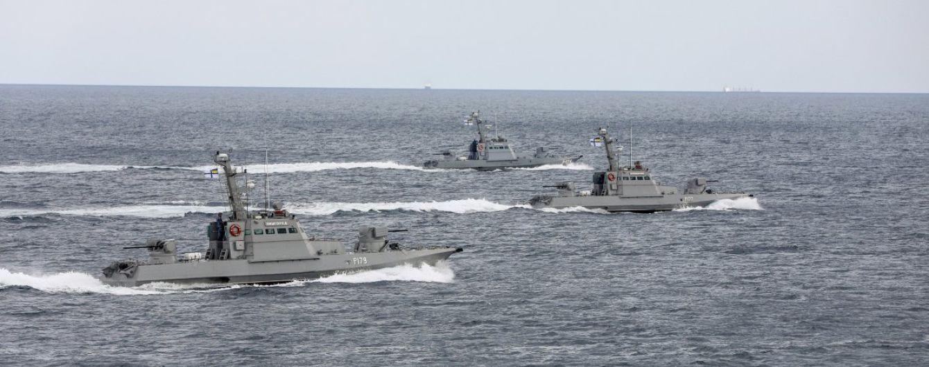 Командувач ВМС пригрозив застосувати силу у разі загострення в Азовському морі