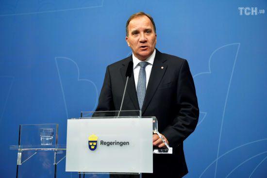 Парламент Швеції відправив прем'єра у відставку