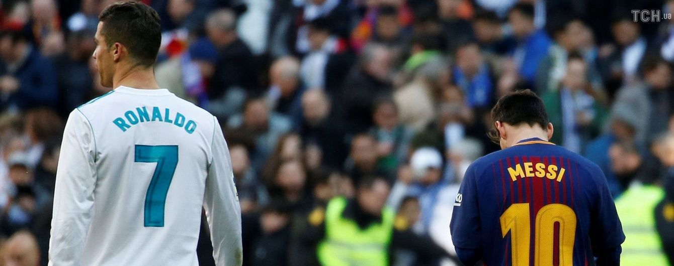 Месси и Роналду дискредитируют футбол - ФИФА