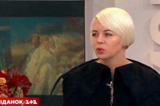 Фронтвумен гурту ONUKA Ната Жижченко поділилася подробицями сімейного життя