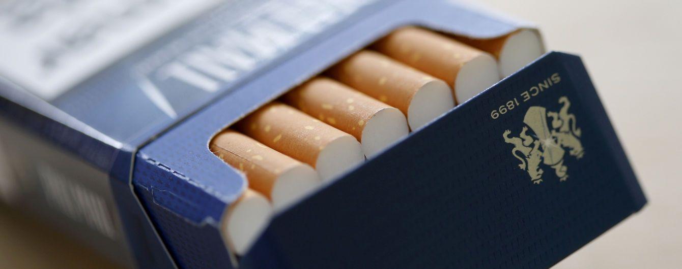 В Украине с витрин магазинов могут исчезнуть сигареты
