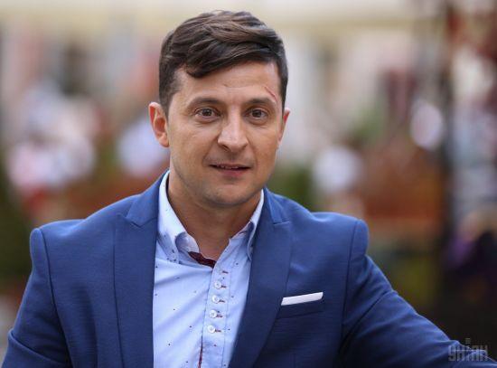 """""""Чесно"""" закликало Зеленського оприлюднити свою декларацію про доходи за 2018 рік"""