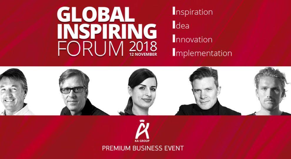 GlobalInspiriting Forum 2018