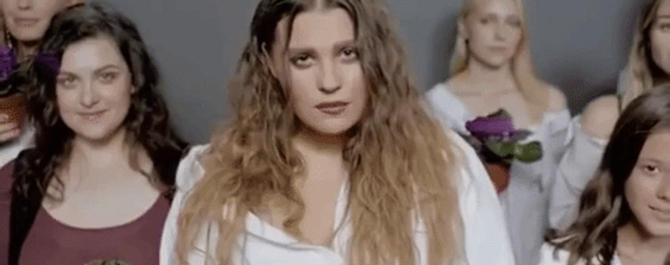 KAZKA показала, як знімала кліп на пісню, що увірвалася до світового чарту