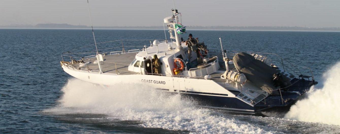В Минобороны рассказали о российских провокациях во время прохождения украинских судов Азовским морем