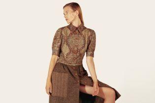 Шерстяные платья и юбки-компаньоны: Виктория Гресь презентовала лукбук осенне-зимней коллекции