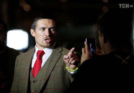 Російський боксер хоче провести бій-реванш з Усиком