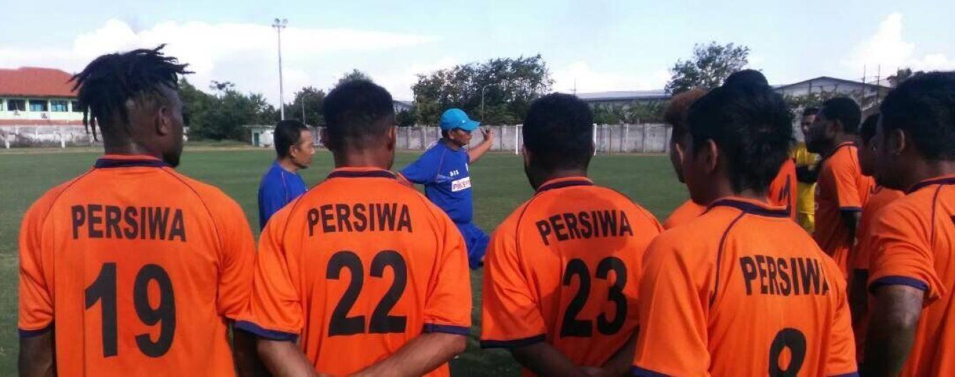 В Індонезії футболісти всією командою відлупцювали суддю за призначений пенальті