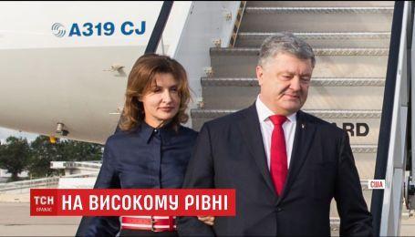 Петр Порошенко проведет ряд международных встреч в Нью-Йорке
