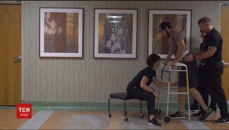 В США испытали имплант, который ставит на ноги парализованных