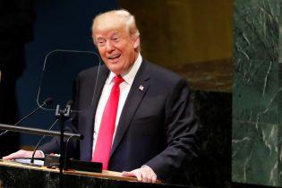 Неожиданная реакция: участники Генассамблеи ООН рассмеялись во время выступления Трампа