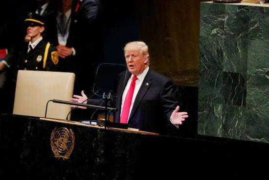 Трамп: Лідери Ірану сіють хаос та смерть, у листопаді на них чекають нові санкції