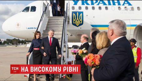 Петро Порошенко проведе низку міжнародних зустрічей у Нью-Йорку