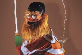 Клуб НХЛ обзавівся талісманом-монстром, який шокував уболівальників