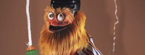 Клуб НХЛ обзавелся талисманом-монстром, который шокировал болельщиков