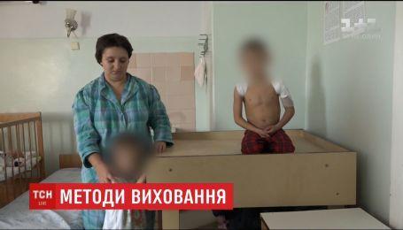 На Херсонщине отец побил трех сыновей, теперь дети в больнице