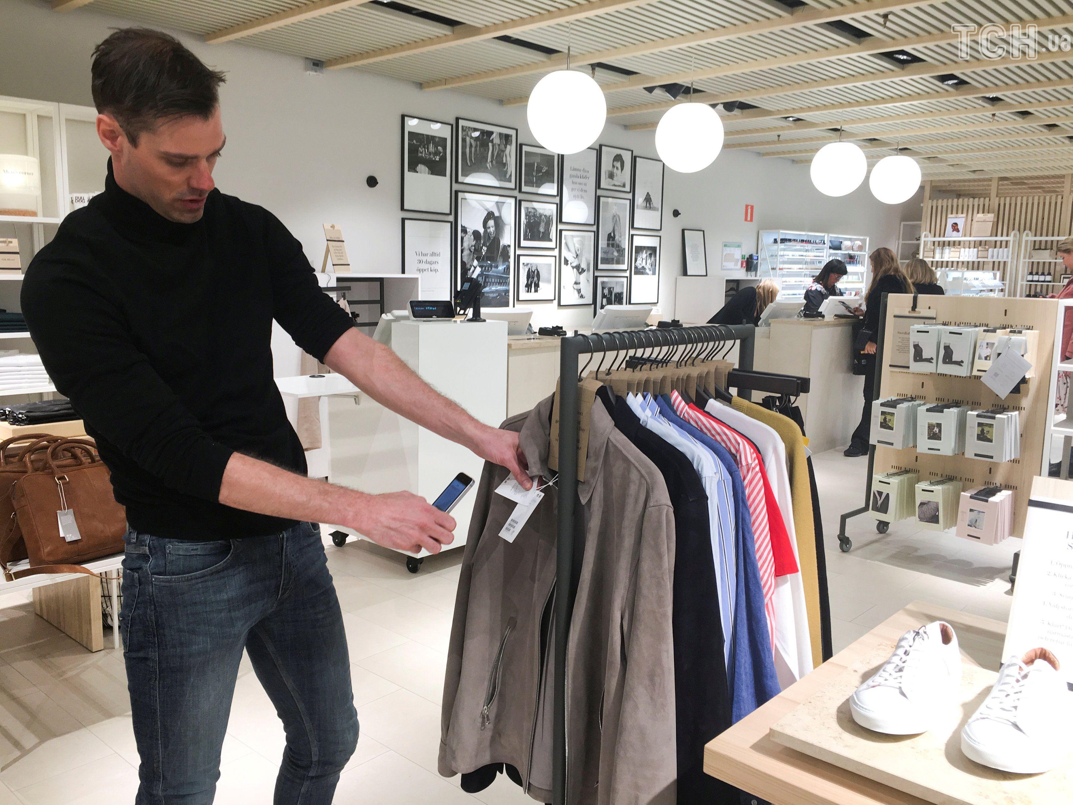 H&M, нова концепція 2