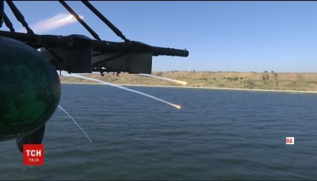 Загроза з моря. Українські військові відпрацьовують агресивні сценарії нападу окупантів